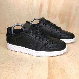 NEW Nike Air Jordan 1 Retro Low Black and White